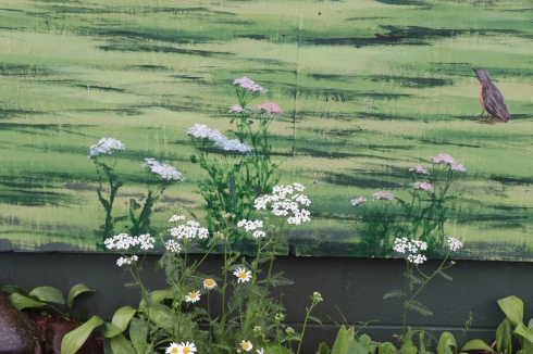 Landscape Blends in